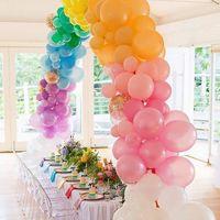 Предлагаем стильные оформления шарами