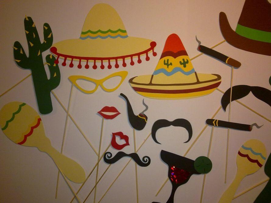 Мексиканская вечеринка атрибутика своими руками 31