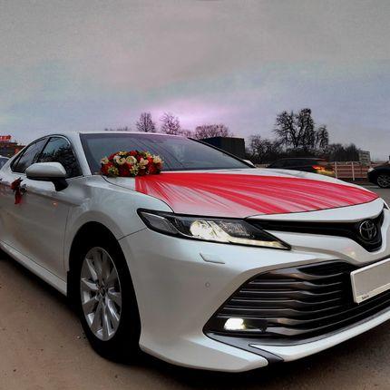 Toyota Camry XV 70 аренда