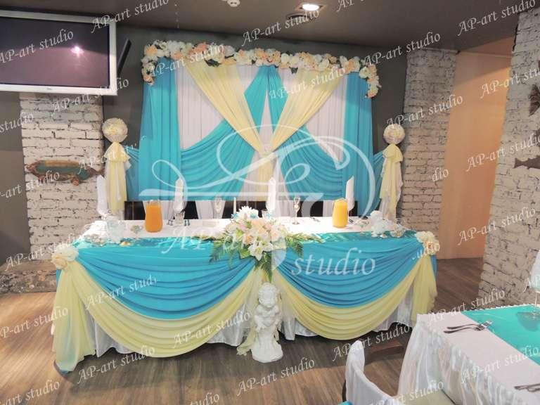 Фото 1422609 в коллекции Бирюза,ванильный и морские раковины - AP-art studio - свадебный декор и аксессуары