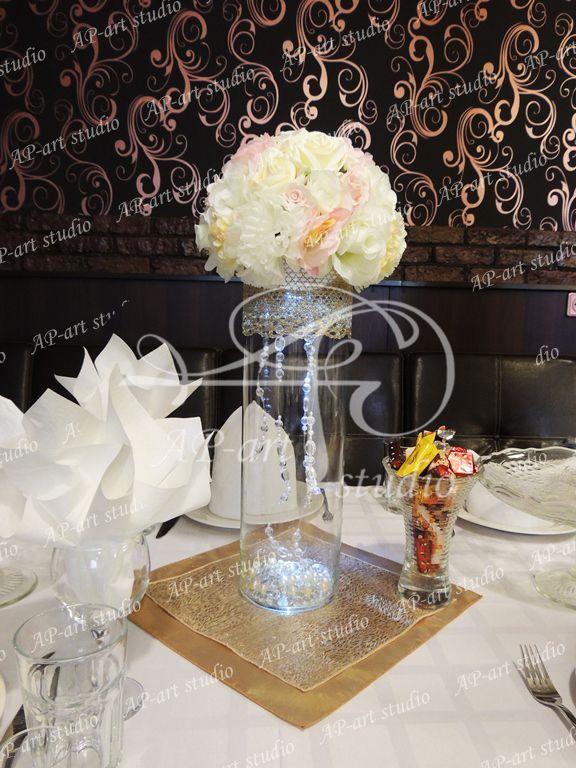 Фото 1422669 в коллекции Elegant Gold - AP-art studio - свадебный декор и аксессуары