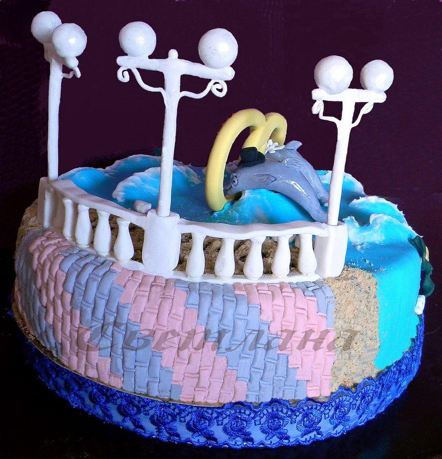 """Фото 1378989 в коллекции Свадебный торт - Авторские торты """"ТортКаприз"""""""