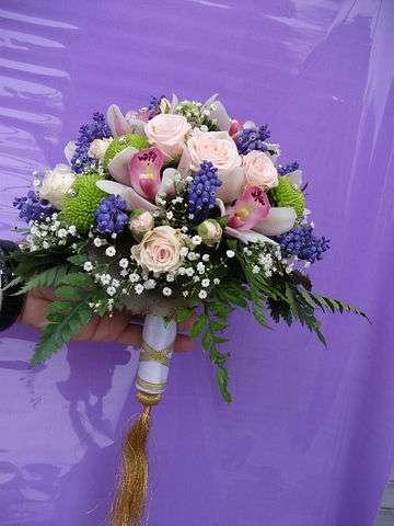 Фото 2689311 в коллекции Мои фотографии - Галерея цветов - Свадебное оформление