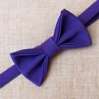 Галстук-бабочка фиолетового цвета. Стоимость бабочки - 790р.  Чтобы заказать пишите в л.с.  или по т. +7 950 038 54 26