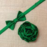 Зеленая бабочка + цветок в волосы. Стоимость комплекта - 1490р.  Чтобы заказать пишите в л.с.  или по т. +7 950 038 54 26