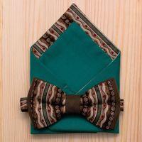 Комплект подарочный: бабочка+платочек. Стоимость комплекта - 1190р.  Чтобы заказать пишите в л.с.  или по т. +7 950 038 54 26