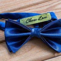 Бабочка синего цвета из атласа Стоимость 790р.  Чтобы заказать пишите в л.с.  или по т. +7 950 038 54 26