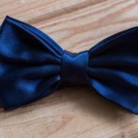 Бабочка темно-синего цвета из атласа Стоимость 790р.  Чтобы заказать пишите в л.с.  или по т. +7 950 038 54 26