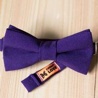 Галстук-бабочка фиолетового цвета. Стоимость 790р.  Чтобы заказать пишите в л.с.  или по т. +7 950 038 54 26