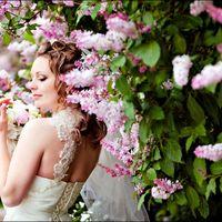 Свадебный макияж невесте