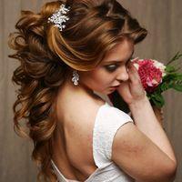 Греческая коса на длинные волосы