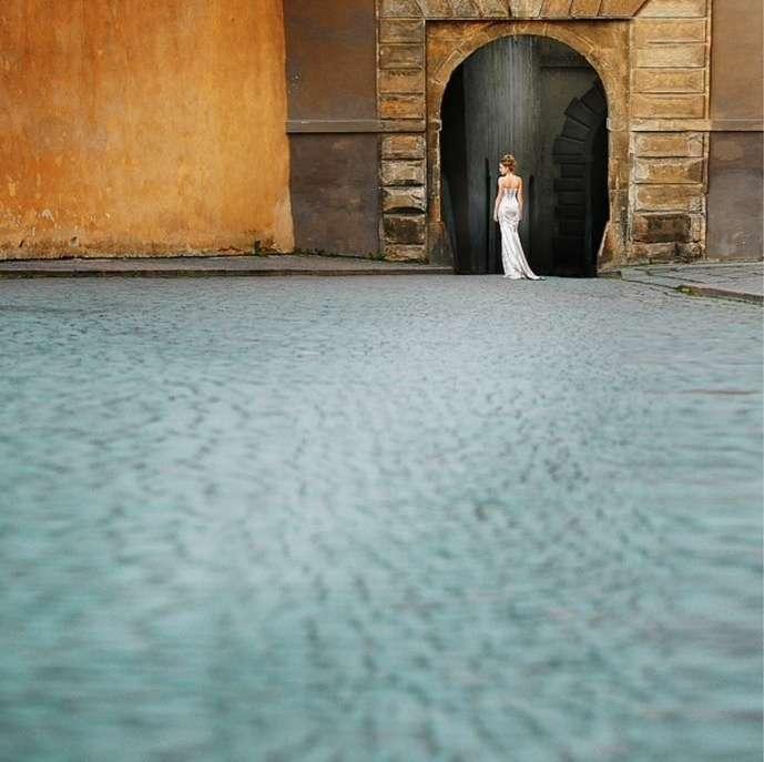 Невеста Алёна , Прага - фото 3658583 Viktoria Kharavets парикмахер-стилист