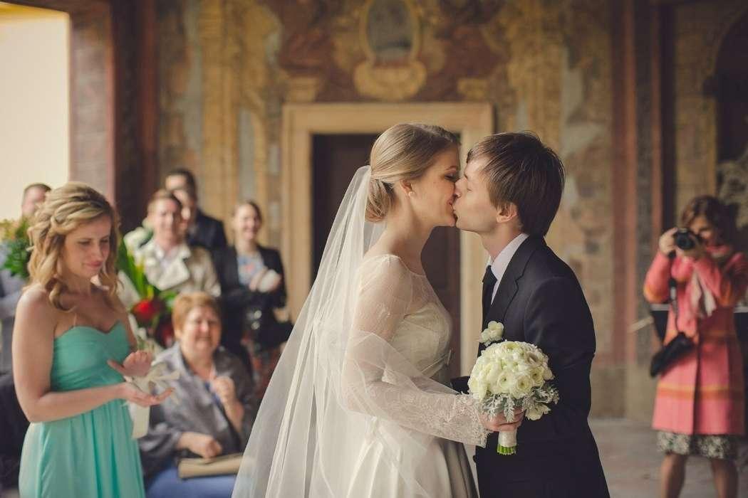 Невеста Ксения, Прага - фото 3792093 Viktoria Kharavets парикмахер-стилист