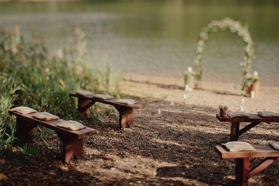 """свадебная церемония, выездная церемония, эмоции, свадьба в лесу, эко-свадьба, рустик, лесная церемония, церемония у воды - фото 3977773 Фото и видеосъёмка """"Крошка и корочка"""""""