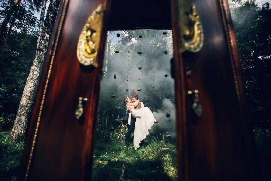 """Шкаф в Нарнию для фотосессии. 1500 р. - фото 11908654 Студия свадебной режиссуры """"Make a wish"""""""