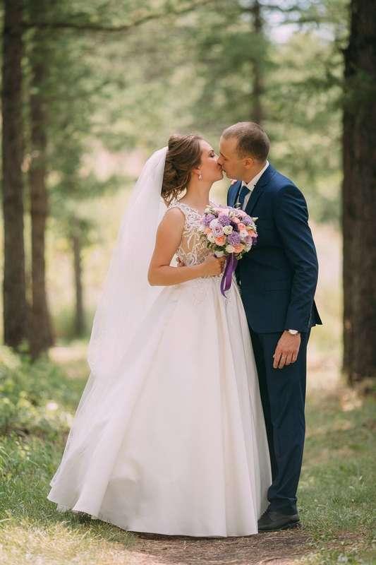 Букет невесты Веры - фото 17092096 Цветочка - студия флористики