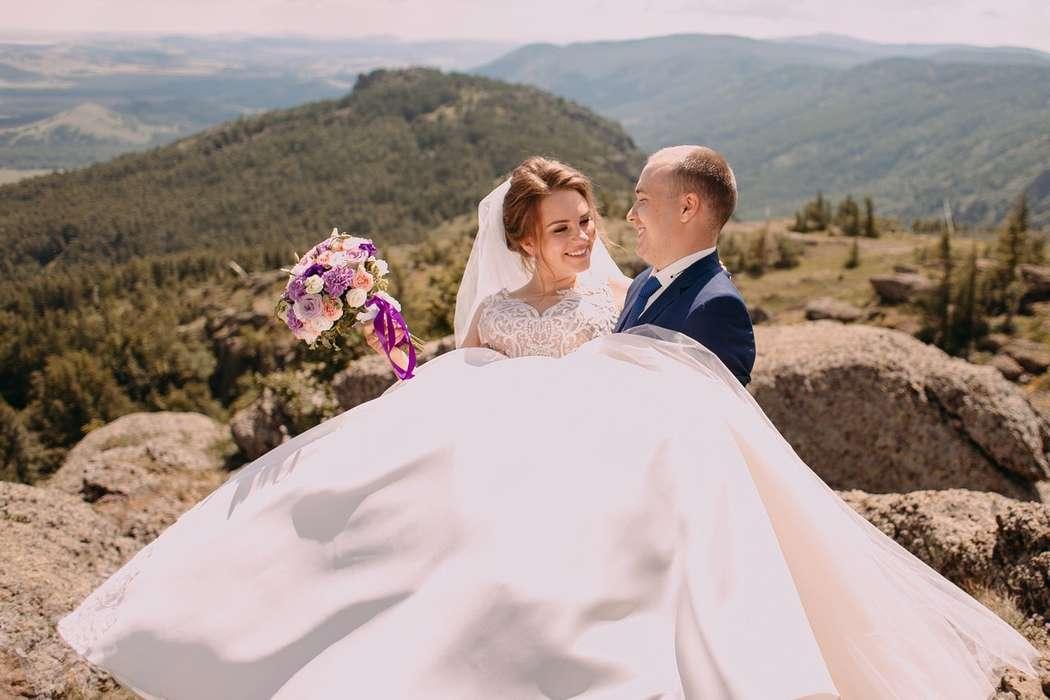 Букет невесты Веры - фото 17092102 Цветочка - студия флористики