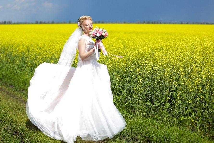 Букет невесты Надежды - фото 17092112 Цветочка - студия флористики