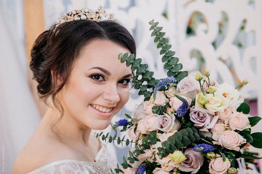 Букет невесты Татьяны - фото 17092116 Цветочка - студия флористики
