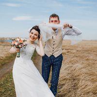 Букет невесты Анжелики