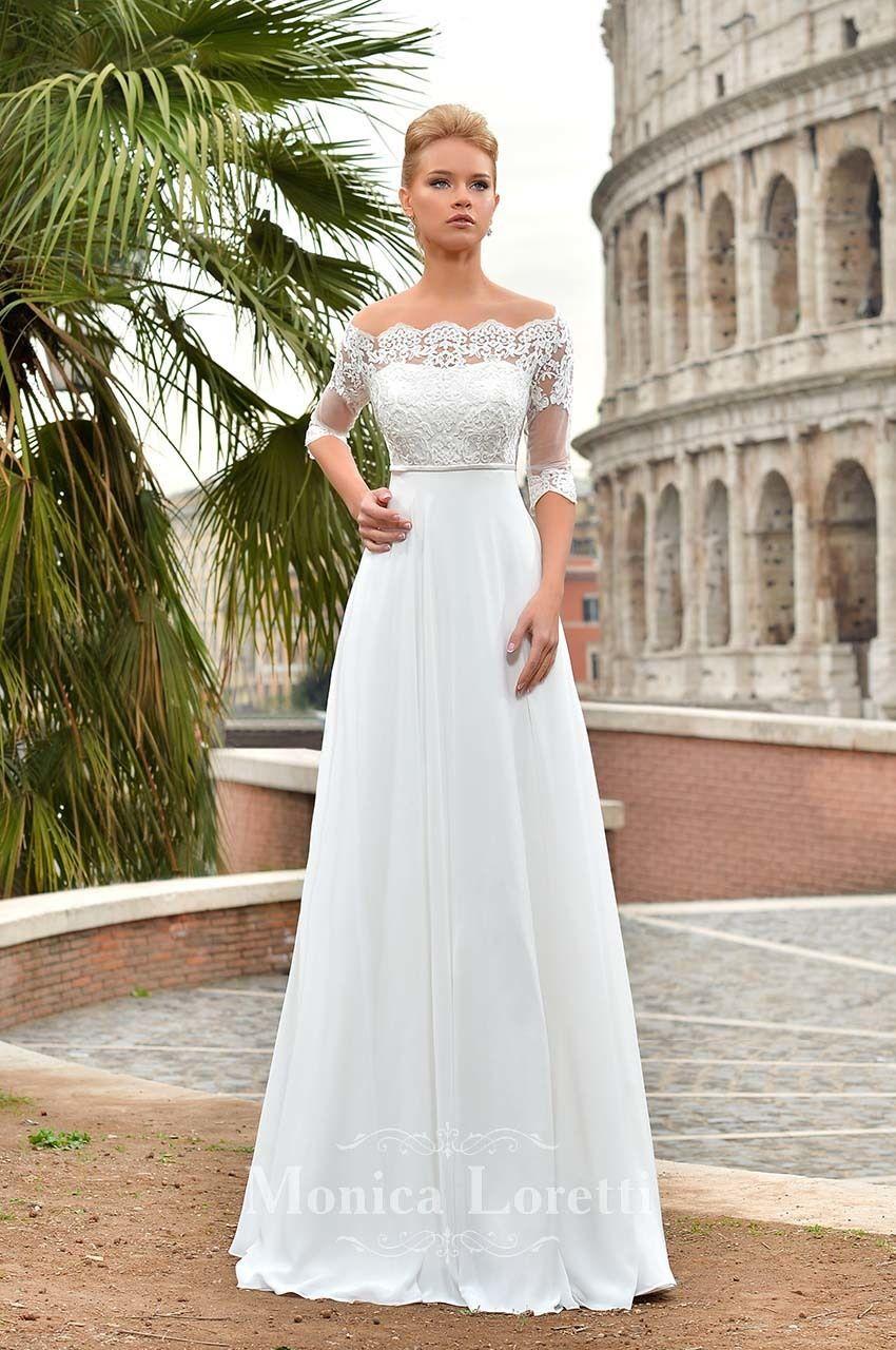Свадебное платье Умбрия