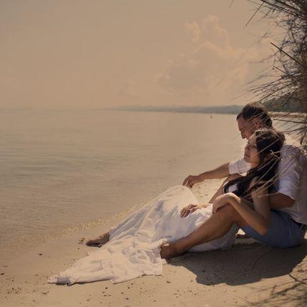 Свадебная фотосессия за границей