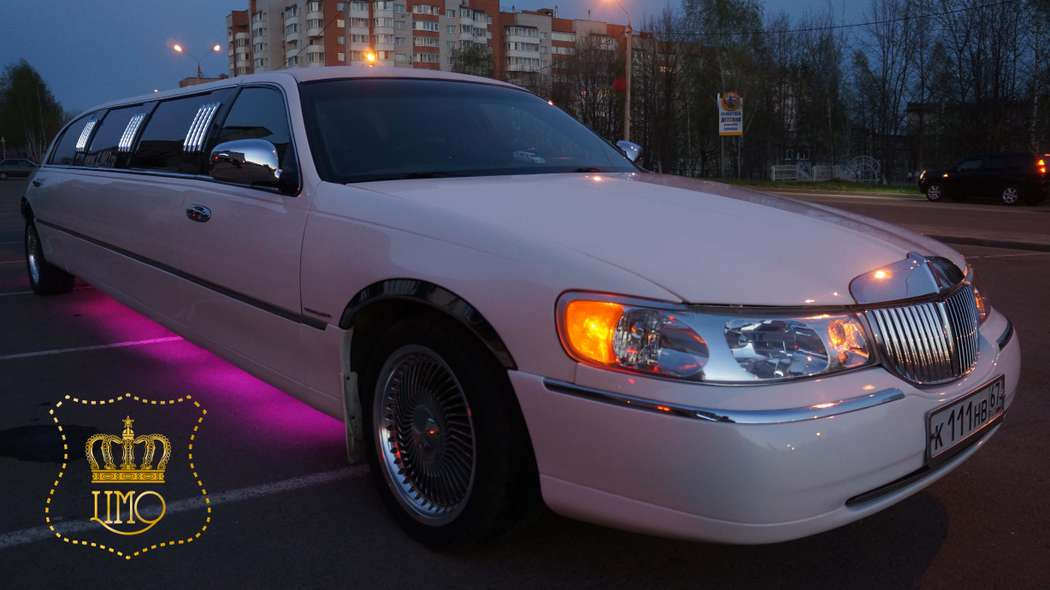 лимо - фото 1459153 Лимо - прокат автомобилей на свадьбу