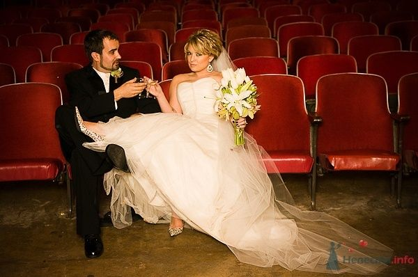 Фото 55040 в коллекции к свадьбе - Невеста01