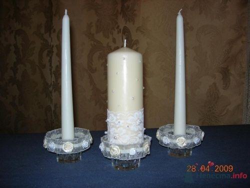 Это свечи домашнего очага(делала сама) - фото 19293 Наташулька