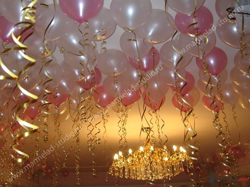 """Фото 26314 в коллекции Оформление свадьбы воздушными шарами - Студия праздника """"Мармелад"""""""