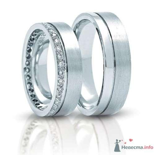 Обручальные кольца  Артикул 3266 - фото 12503 Ювелирный интернет-магазин Rings