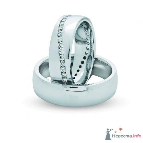 Обручальные кольца  Артикул 1012 - фото 12518 Ювелирный интернет-магазин Rings