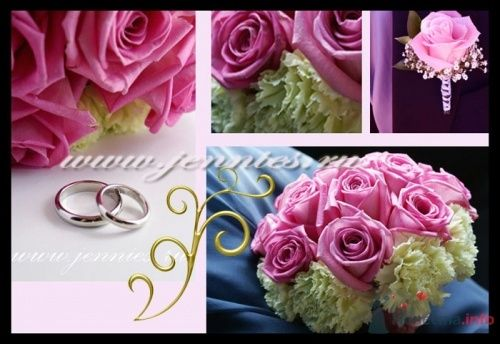 """Букет невесты - фото 12853 Флористическая студия """"Jennies"""""""