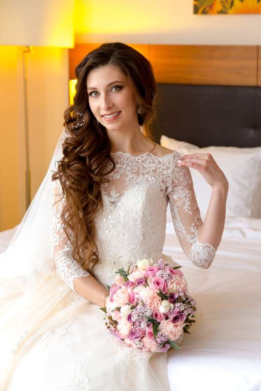 """Фото 16203152 в коллекции Наши прекрасные невесты!!!)) - """"Natali"""" - салон свадебной и детской моды"""