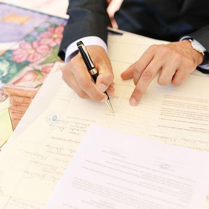 Оформление Нуллы Осты для свадьбы в Италии