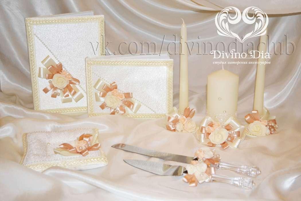 """Коллекция """"Аромат утра"""" - фото 1480131 Divino Dia - эксклюзивные свадебные аксессуары"""