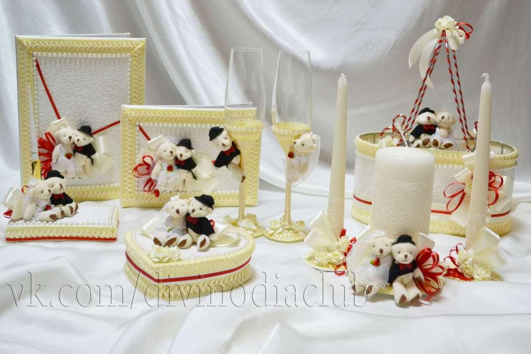 """Коллекция """"Сладкая парочка"""" - фото 1514009 Divino Dia - эксклюзивные свадебные аксессуары"""