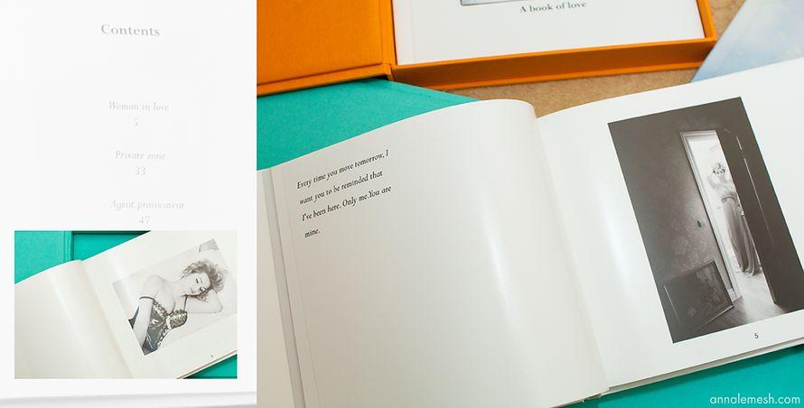Я очень много уделяю внимания разработке дизайна фотокниг. К каждой книге подбираю свой стиль,шрифт,текст. Лицо книги должно быть также неповторимо, как и вы :) - фото 2291050 Фотограф Анна Лемеш
