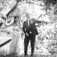 Тот примечательный день,когда шампанское льется как дождь, а дождь, как шампанское... фото: Анна Лемеш пара: Марина и Андрей