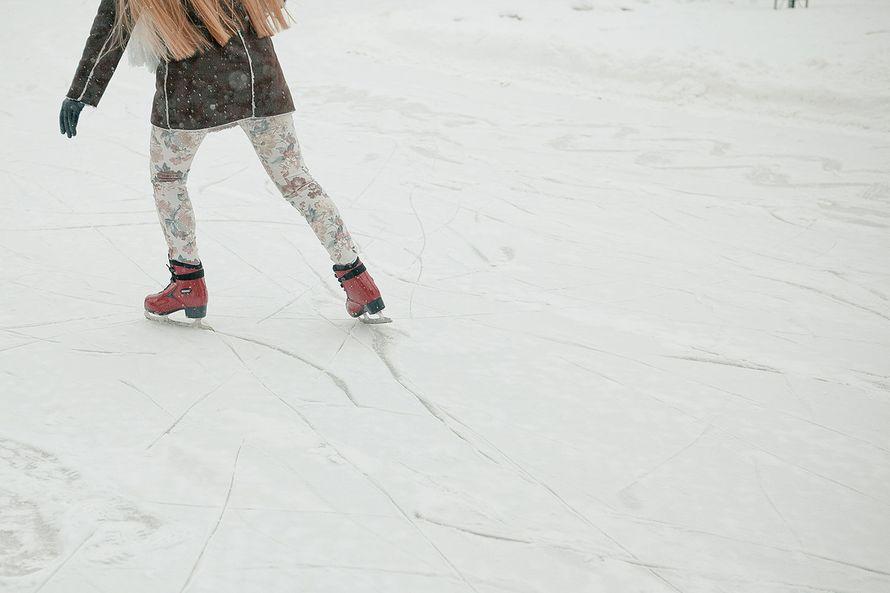красивые фото на коньках без лица вообще
