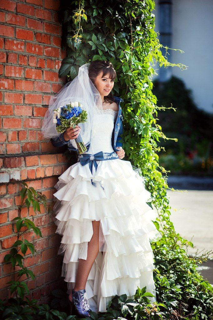 """Фото 1765961 в коллекции Мои фотографии - Мастерская свадебного платья """"Да"""""""