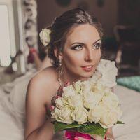 Романтичная фотосессия в фотостудии