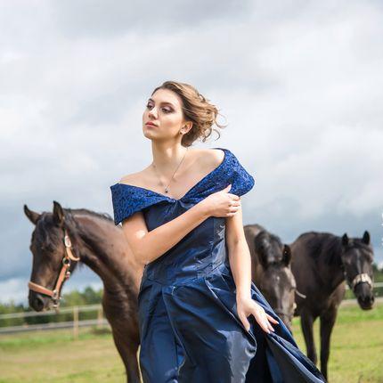 Фотосъёмка с лошадьми