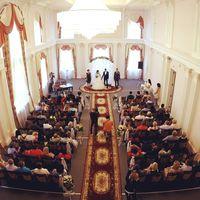 Свадьба в Омске. Видеосъёмка свадеб в Омске. Выездная регистрация . Органный зал.