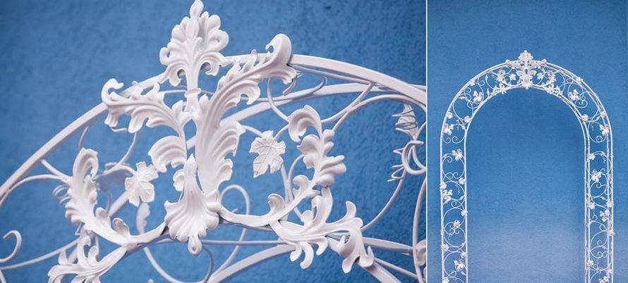 Свадебная арка - фото 1512823 Организатор свадеб Глуш Ольга