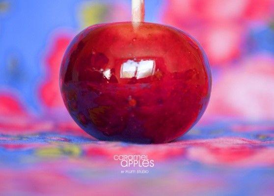 яблоко в карамели  - фото 1512833 Организатор свадеб Глуш Ольга