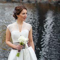 Невеста букет невесты из белых калл