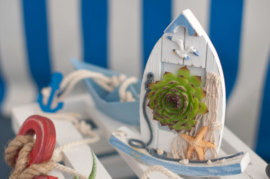 "морская свадьба - фото 6618372 Студия флористики и декора ""Глориоза"""