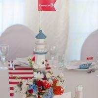морская свадьба маяк