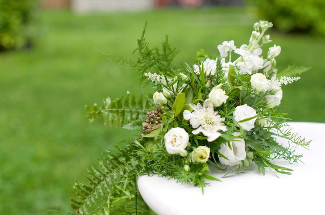 "Фото 15531058 в коллекции Зеленая свадьба в модном стиле ""Greenery"" - Студия флористики и декора ""Глориоза"""